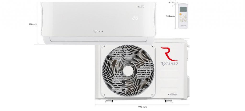 Klimatyzacja Poronin, montaż klimatyzacji w domu, mieszkaniu, pokoju, apartamencie